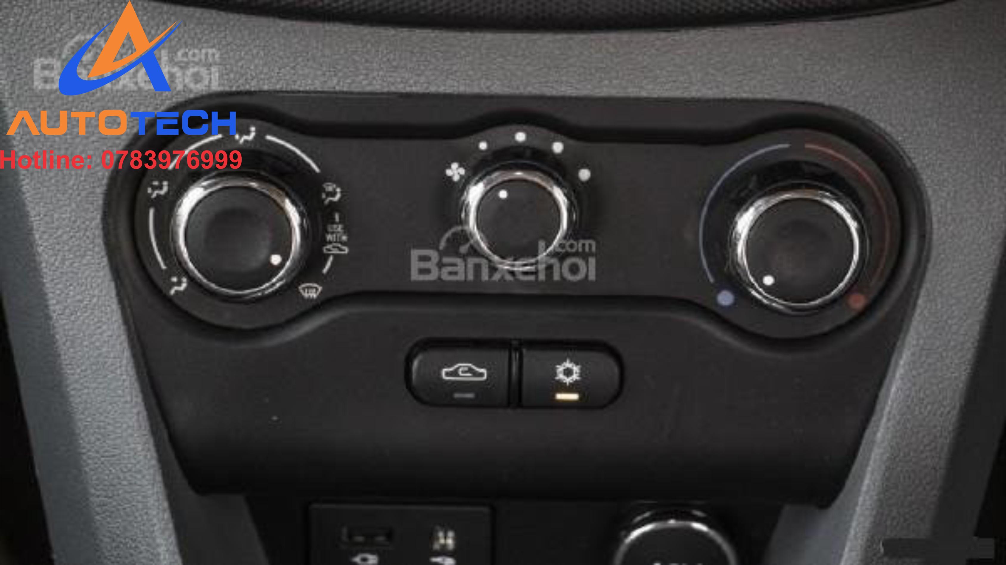 Hệ thống điều hòa trên xe oto.